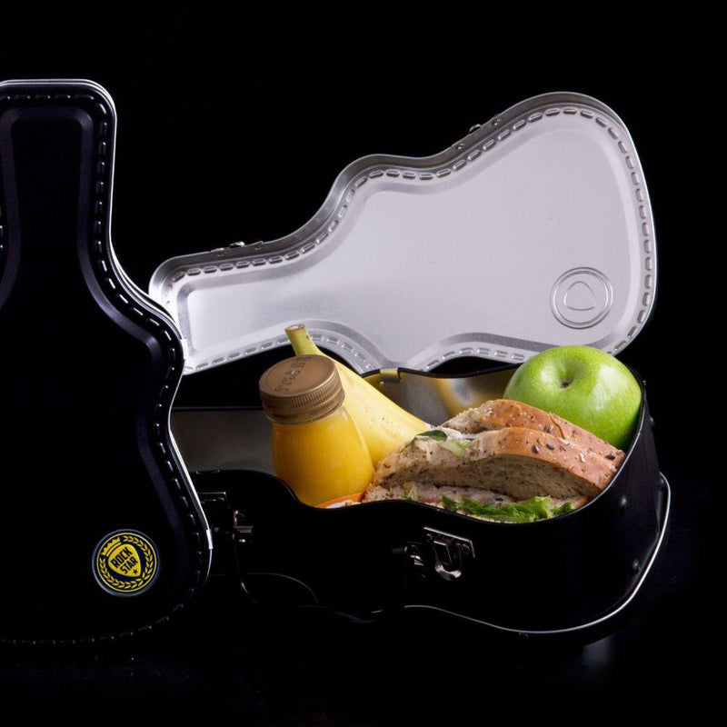 Rock Star Guitar Lunch box - mzube Lunchbox