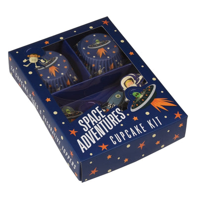 Space Adventures Cupcake Kit - mzube Cookware