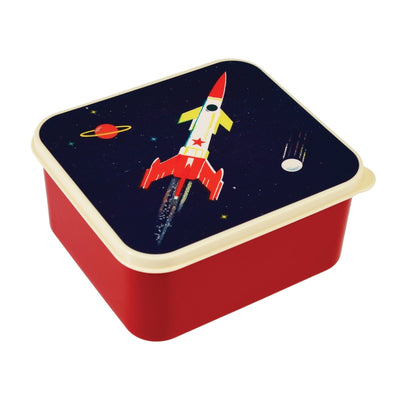 Space Age Lunch Box - mzube Lunchbox