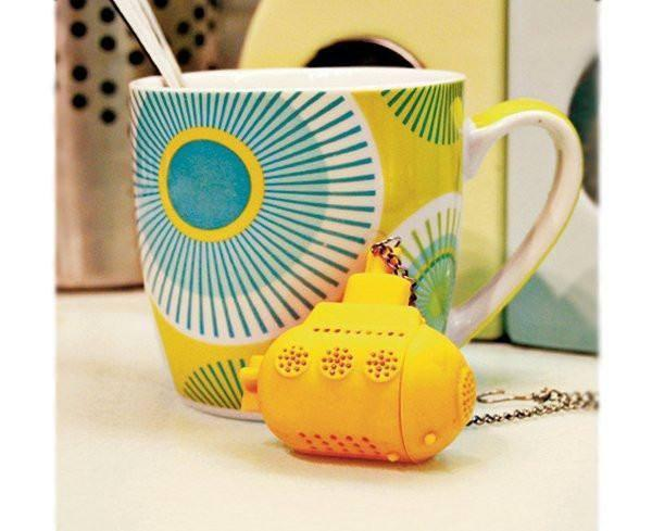 Tea Sub yellow submarine tea infuser - mzube Tea Infuser