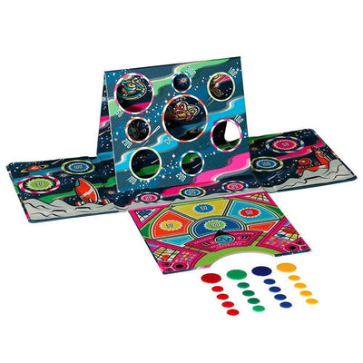 Tiddlywinks Ridleys Atomic - Wild & Wolf - mzube Toys & Games
