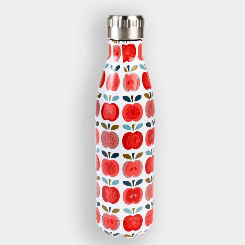 Vintage Apple Stainless Steel Bottle - mzube Travel Mug
