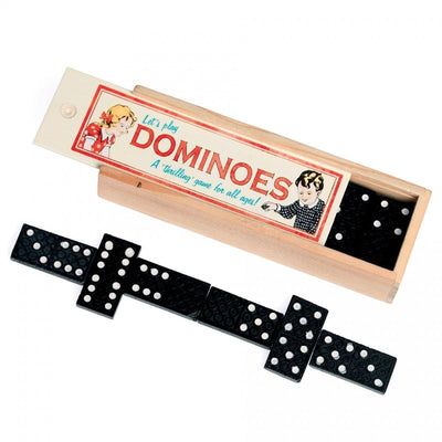 Vintage Dominoe Set - mzube Toys & Games