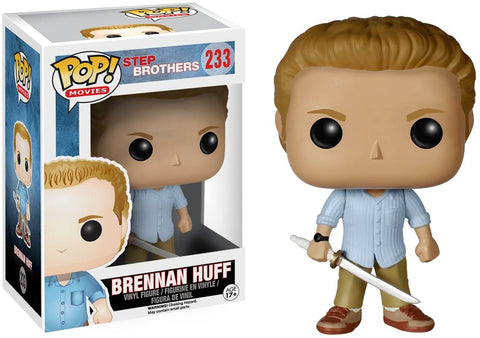 Funko Pop Step Brothers Brennan Huff