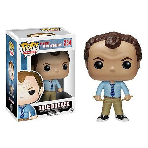 Funko Pop Step Brothers Dale Doback