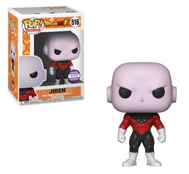 Funko Pop Dragon Ball Z Jiren Convention Exclusive