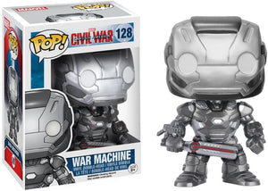 Funko POP Marvel: Captain America 3: Civil War Action Figure - War Machine