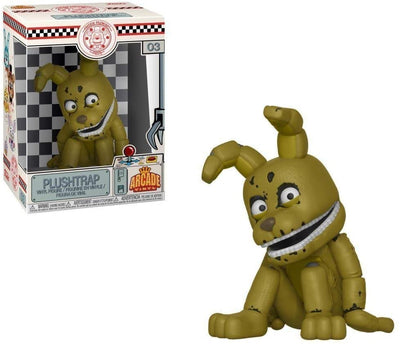 Funko Vinyl Figure: Five Nights at Freddy's Toy Plushtrap Collectible Figure