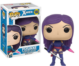 Funko Pop Marvel X-Men Psylocke