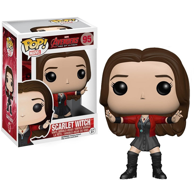 Funko Pop Marvel Avengers 2 - Scarlet Witch