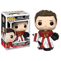 Funko POP NHL: Corey Crawford  (Home Jersey) Collectible Vinyl Figure