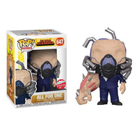 "Funko Pop My Hero Academia All For One ""Charged"" Fugitive Toys Exclusive"