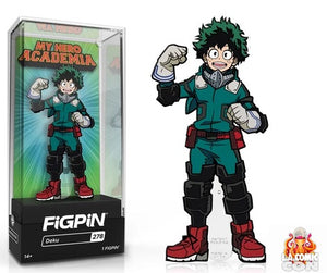FiGPiN My Hero Academia Deku #278 L.A. Comic-Con Exclusive