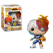 Funko Pop My Hero Academia Todoroki Glow in the Dark Convention Exclusive