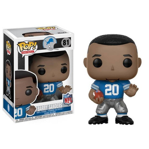 Funko Pop NFL Legends Barry Sanders