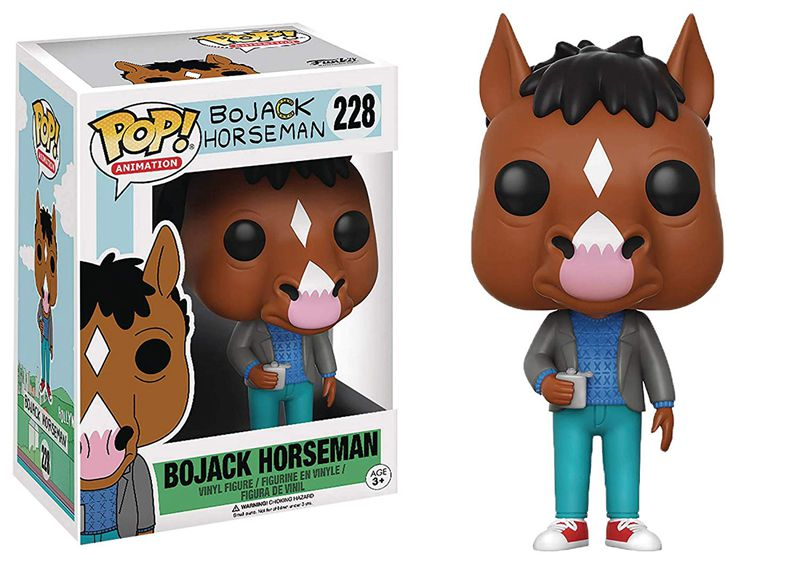 Funko Pop Bojack Horseman Bojack the Horse