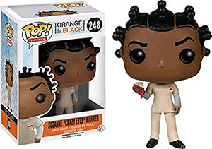 "Funko Pop Orange Is The New Black Suzanne ""Crazy Eyes"" Warren"