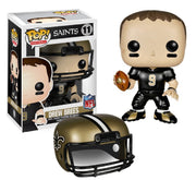 Funko Pop NFL Drew Brees