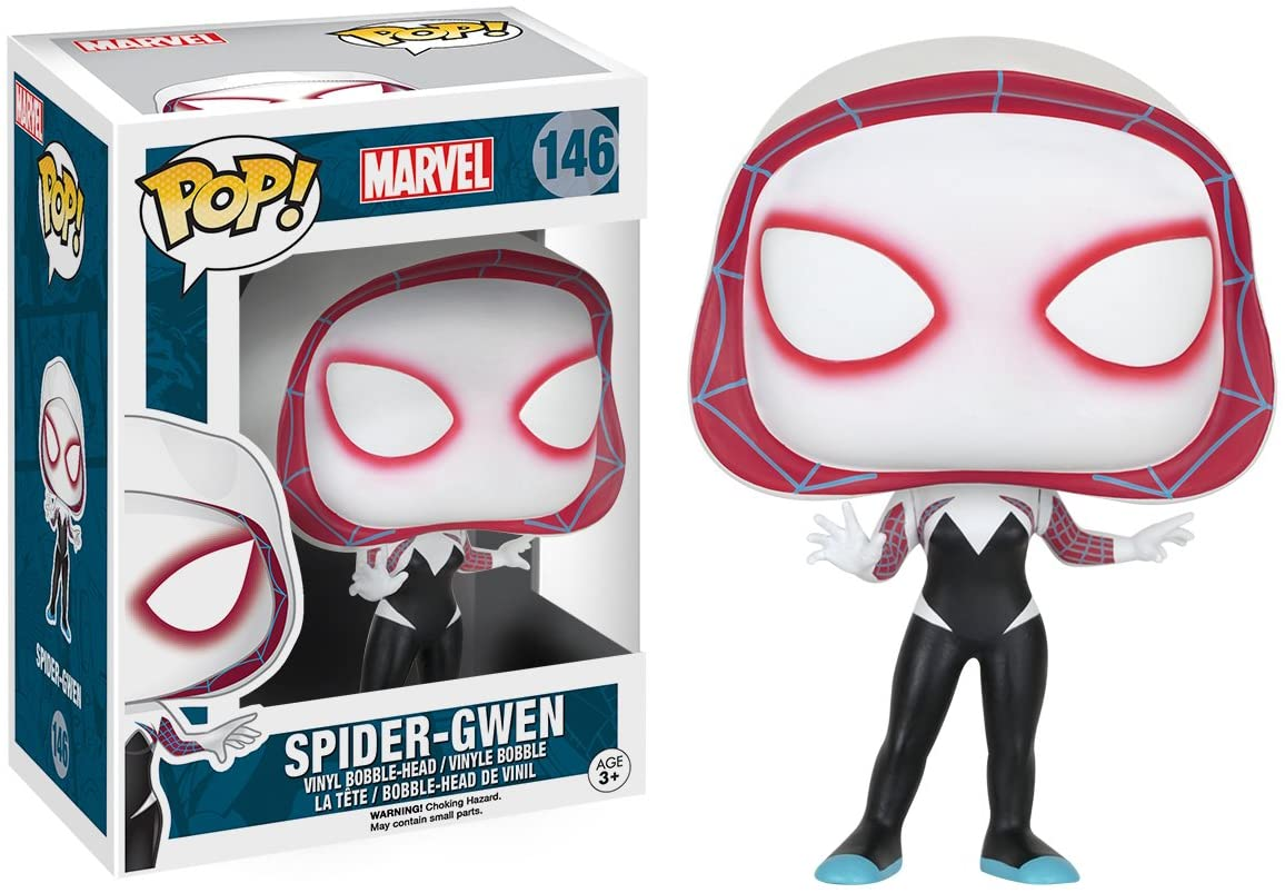 Funko Pop Marvel Spider Gwen
