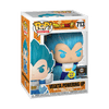 Funko Pop Dragon Ball Z Vegeta Powering Up Glow in the Dark Exclusive