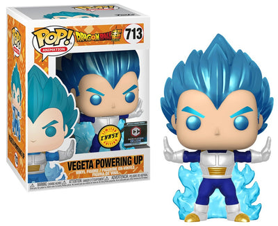 Funko Pop Dragon Ball Z Vegeta Powering Up