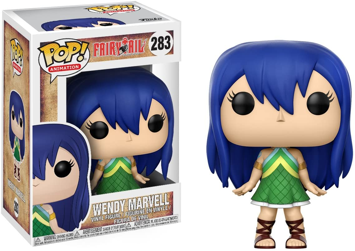 Funko Pop Fairy Tail Wendy Marvell