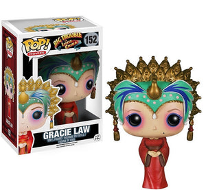 Funko Pop Big Trouble in Little China-Gracie Law