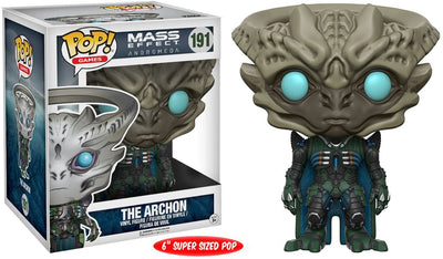 Andromeda Funko Pop! Games: Mass Effect Archon 6