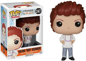 Funko Pop Orange is The New Black - Galina Red Reznikov