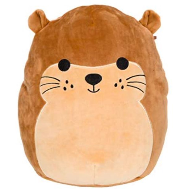 "Squishmallow Kellytoy 12"" Joanne The Sea Otter Plush Doll"