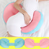 C Shaped Maternity Pregnancy Pillow