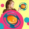 Kids Food Ideas 360 Rotate Spill-proof Gyro Bowl
