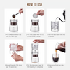 Cold Brew Coffee Maker Ice Drip Coffee Maker