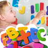 Alphabet Abc Learning Games For Baby Bath Toys
