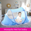 Baby Crib With Net Mosquito
