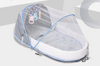 Baby Portable Bassinet With Mosquito Net