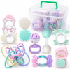 Baby Teething Toys - 9Pcs