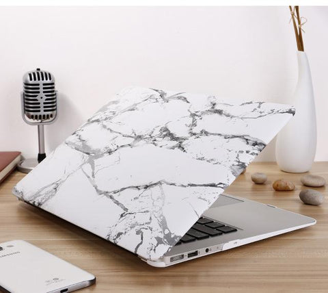 Marble Mac Cover Smart-Gadget white Air 11 A1465