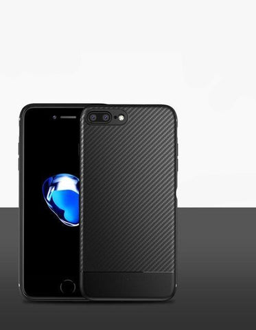 Carbon Fibre Case Smart Cell black for iphone 6 6s