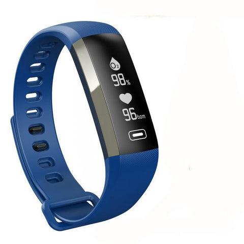 M2 Pro Smart Fitness Bracelet Smart Watches Smart Cell Blue