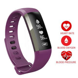M2 Pro Smart Fitness Bracelet Smart Watches Smart Cell Purple