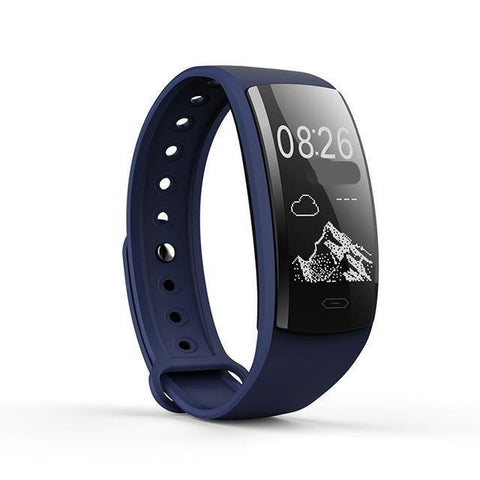 Q4 Smart Watch Smart Cell dark blue