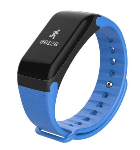 WP03 Fitness Tracker Smart Cell blue