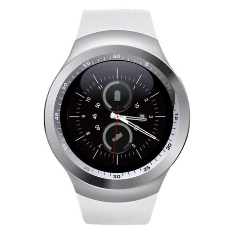 Waterproof Smartwatch Smart-Gadget white