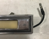 1967 1968 Cougar XR7 RH Deluxe Door Panel Light Assembly Used Original