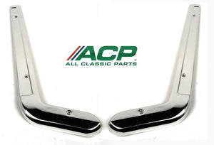 1967 Mustang Seat Side Molding Pair - ACP