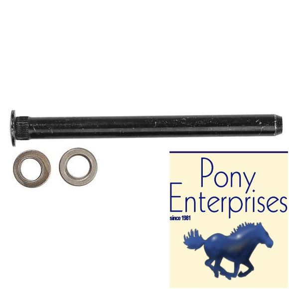1965 1966 1967 1968 1969 1970 1971 1972 1973 Mustang Door Hinge Pin & Bushing - Pony Enterprises