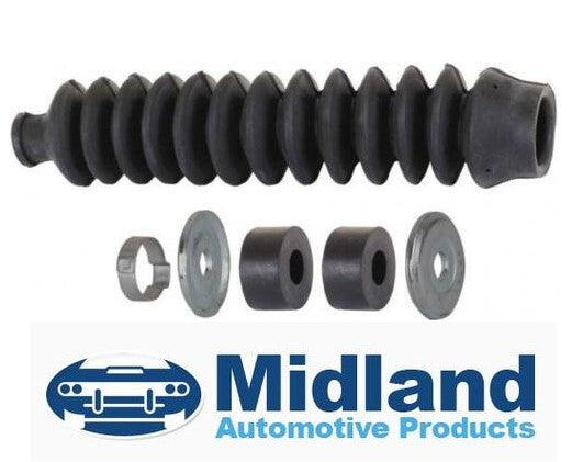 1965 1966 1967 1968 1969 1970 Mustang Power Steering Cylinder Boot Kit - Midland Automotive Products