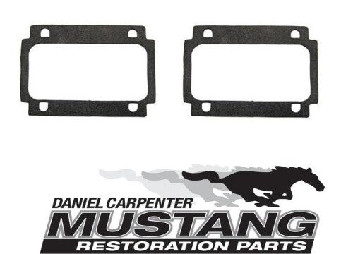 1964 1965 1966 Mustang Tail Light Lens Gasket Pair - Daniel Carpenter
