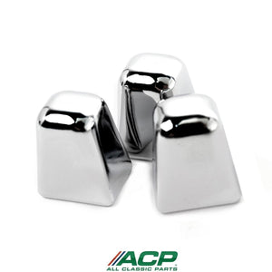 1969 1970 1971 1972 1973 Mustang Heater Dash Knob Set - ACP